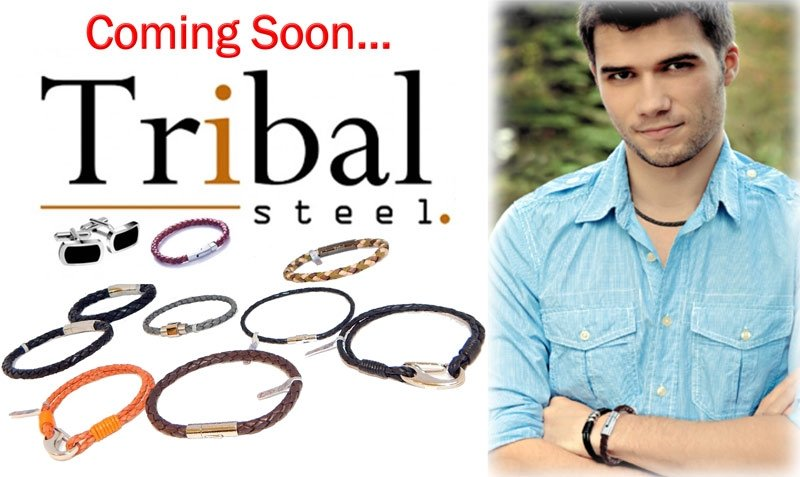 Tribal Steel (Jewellery)
