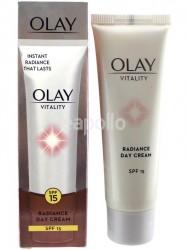 Olay Vitality Radiance Day Cream SPF 15 - 50ml