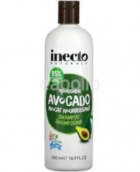 Wholesale Inecto Nourishing Avocado Shampoo - 500ml