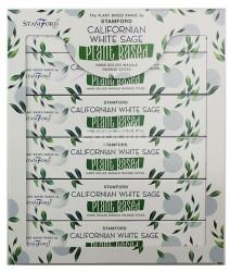 Stamford Plant Based Masala Incense Sticks - California White Sage