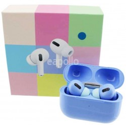 Wholesale Earbuds With Charging Case - Blue