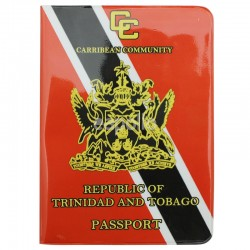 Passport Cover - Republic of Trinidad and Tobago Wholesale