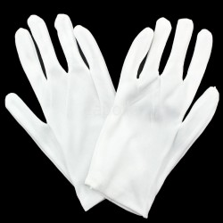 Magician Gloves - White Wholesale