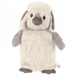 Snuggables Penguin Hot Water Bottle with Plush Cover