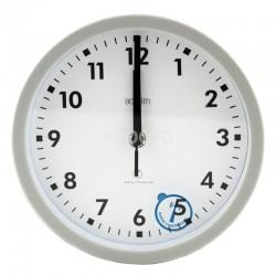 Wholesale Acctim Radio Controlled Nardo Wall Clock - Grey