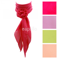 Multi-Functional Scarves - Bright Assorted colours