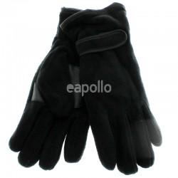 Childrens Thinsulate Insulation Gloves - Black