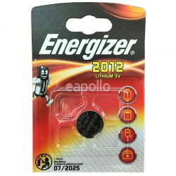 Wholesale Energizer Lithium Button Coin Cell Battery CR2012 3V