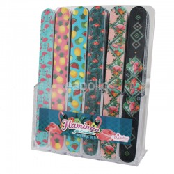 Flamingo Nail Files - Assorted Designs and Colours
