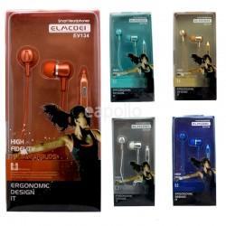 Wholesale Elmcoei Stereo Earphones EV134 - Assorted Colours
