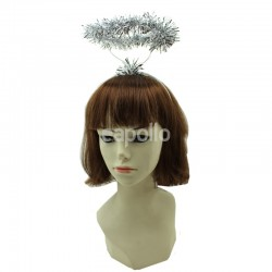Wholesale Christmas Angel Halo - Silver