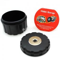 Hidden Storage Magnet