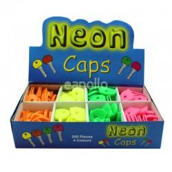 Wholesale Neon Colour Key Caps (Covers)