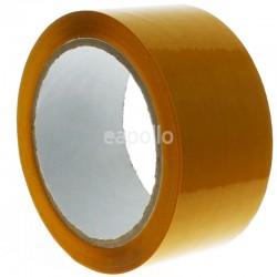 Yellow Polypropylene Packing Tape (48mm x 66 meters)