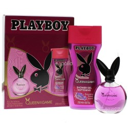 Wholesaler Ladies Playboy Perfume Gift Set - Queen of the Game
