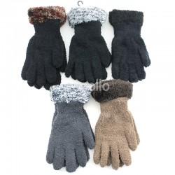Ladies Soft Touch Magic Gloves - Assorted Colours