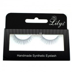 Lilyz Handmade Synthetic Eyelashes - 03 Natural Whispy