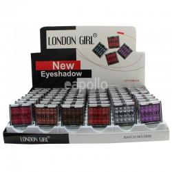 London Girl New Eyeshadow - Assorted Colours