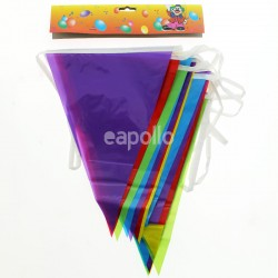 Wholesale Multicoloured Bunting 20 Flags