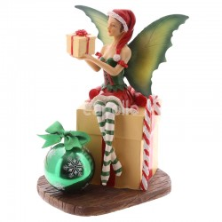Natasha Faulkner Christmas Fairy - Candy Surprise