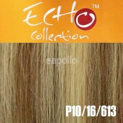 Wholesale Echo Human Hair Extensions - European Weave - Colour: P10/16/613