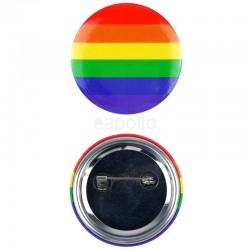 Wholesale Rainbow Badges