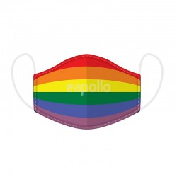 Wholesale Rainbow Face Covering Mask