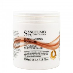 Wholesale Sanctuary Spa Long-Lasting Oil-Cream Moisture Hair Mask