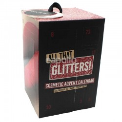 Technic 'All that Glitters' Cosmetic Advent Calendar Small