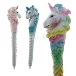 Unicorn Wild Writers Pen - Assorted Designs