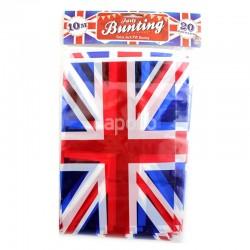 Union Jack Flag Bunting - 10m