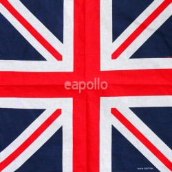 Union Jack Flag Bandanas