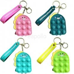 Wholesale Push & Pop assorted colours