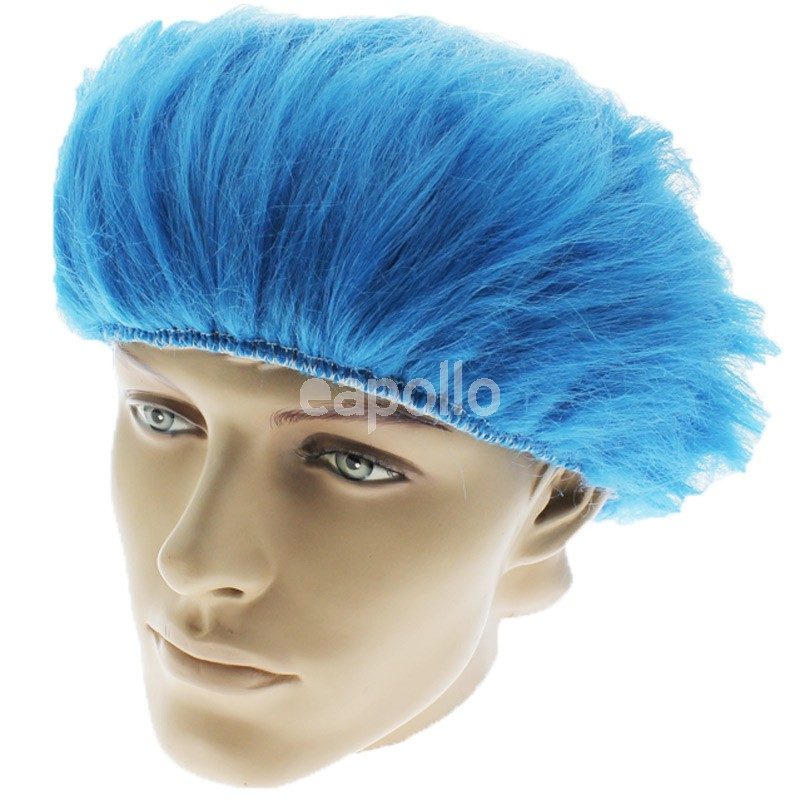 Blue Wig - Thing One And Two  bee481937a37