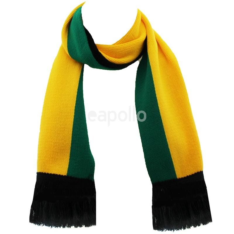 RW Knitted Jamaica Scarf