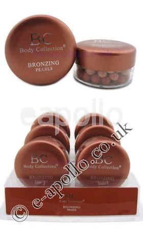 body collection bronzing pearls uk wholesaler supplier