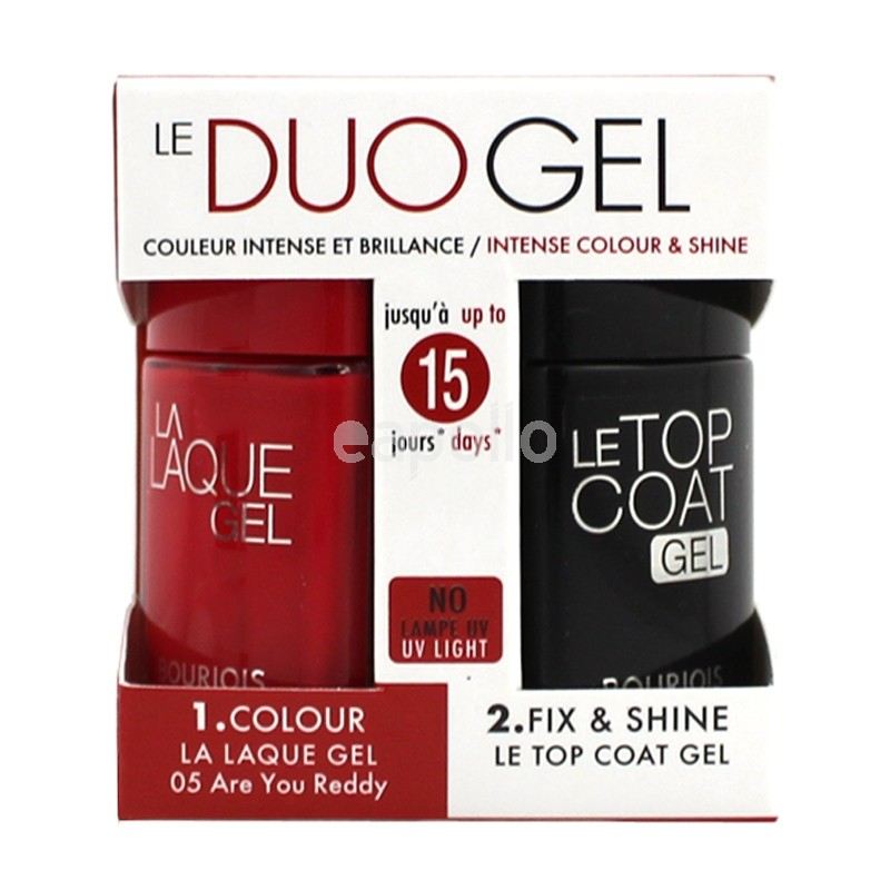 Wholesale Bourjois Le Duo Gel Nail Varnish Set Are You