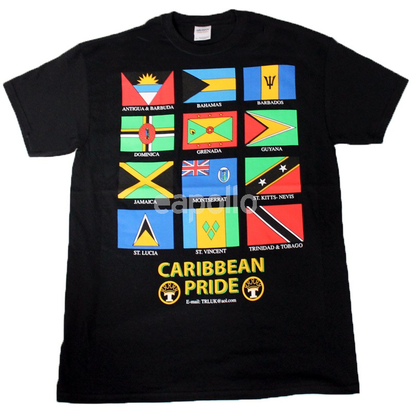 Caribbean Pride T Shirt Uk Wholesaler Supplier And Cash