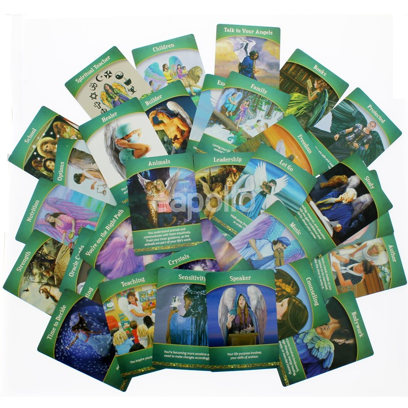 Doreen Virtue Life Purpose Oracle Cards Uk Wholesaler And Supplier