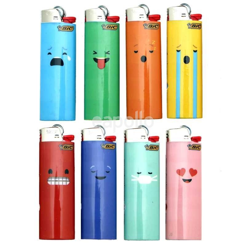 BiC Collectable Lighters Maxi - Moods - Assorted (x50)