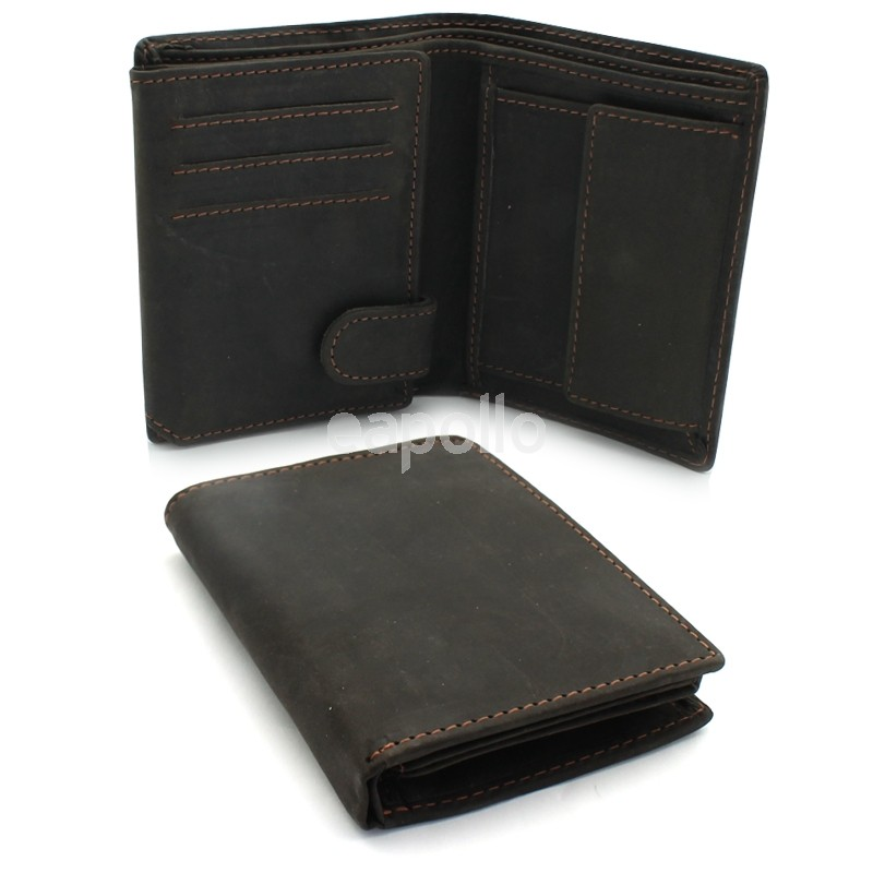 Mens Woodbridge Rfid Protected Genuine Leather Wallet