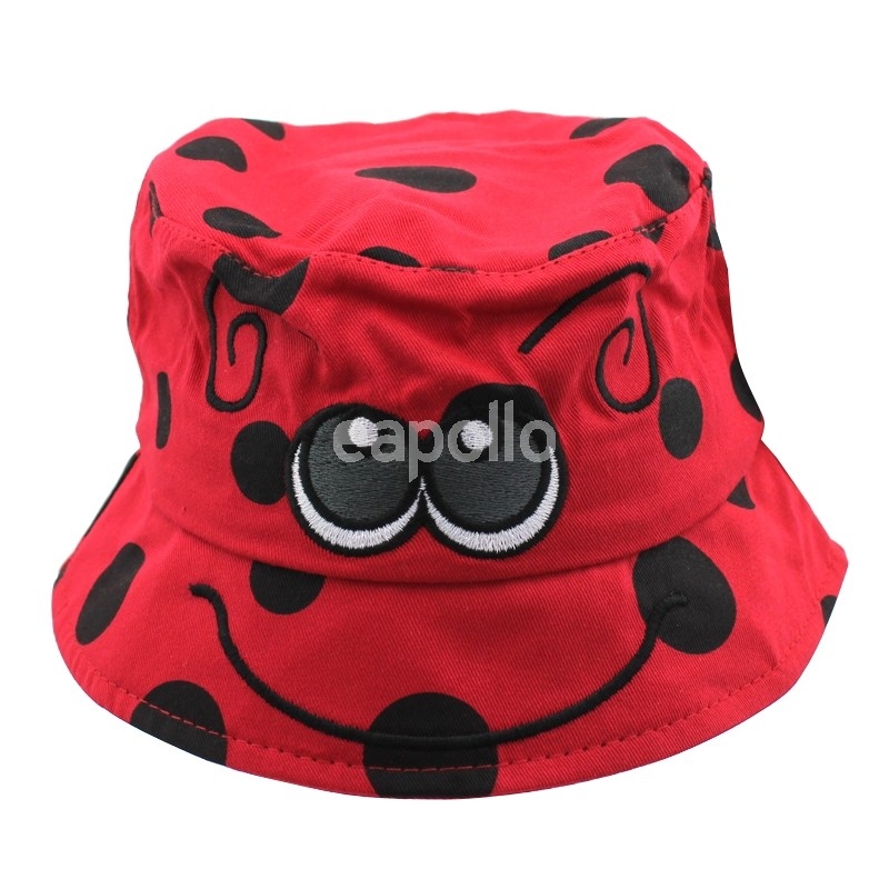 ... Novelty Bucket Hats With A Smiley Face - Assorted Designs 4b88a392e32
