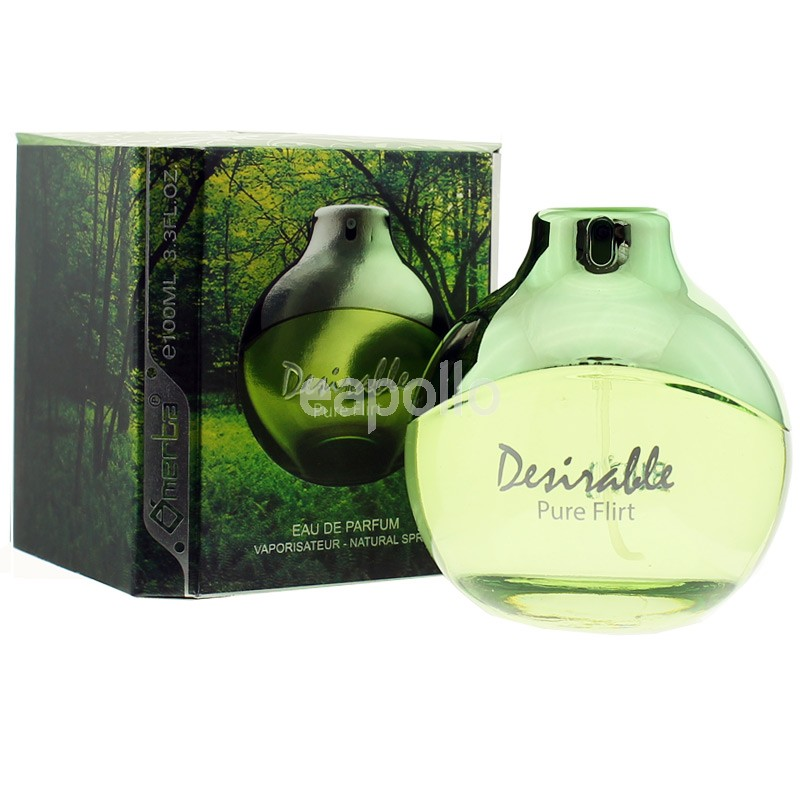 Omerta Ladies Perfume Desirable Pure Flirt Uk Wholesaler