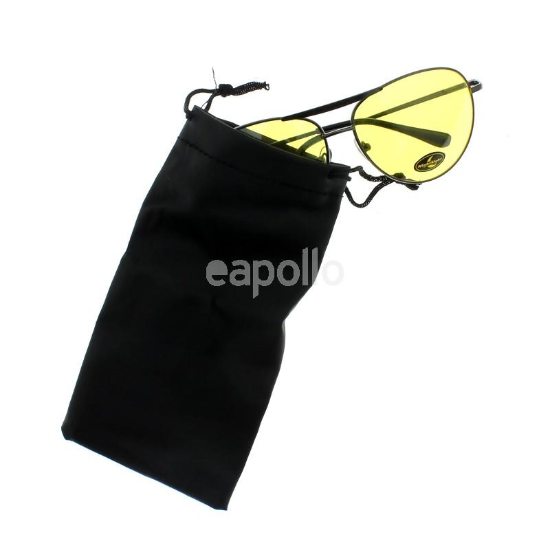 876ce1fabc5 Plain Black Sunglasses Pouch ... various colors b6204 8d172  Vintage ...