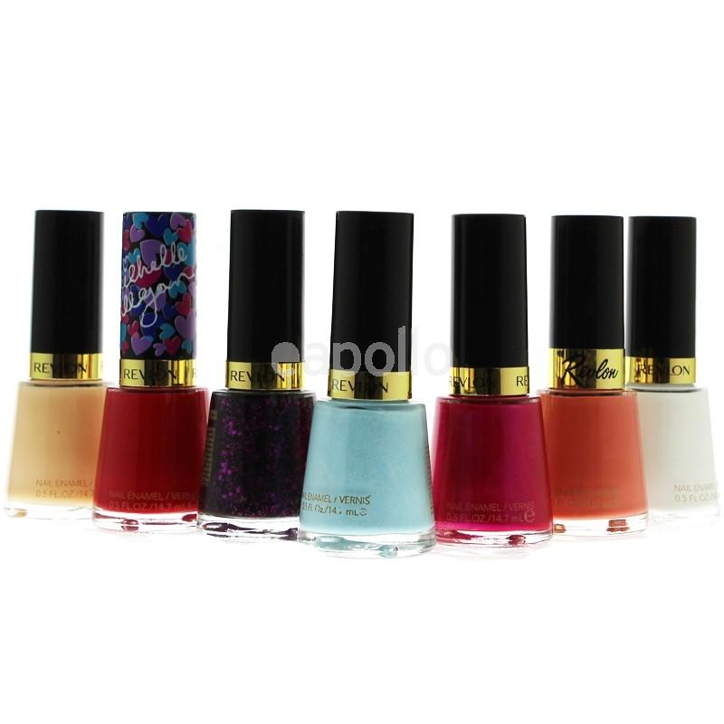 Revlon Nail Enamel Colour Nail Varnish - Assorted | UK wholesaler ...