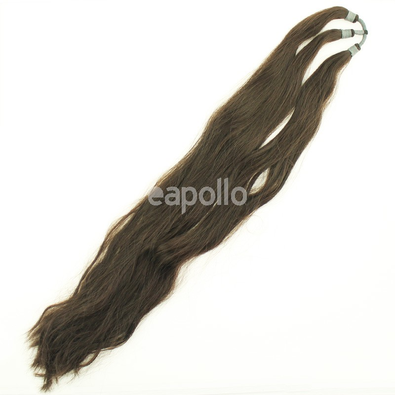 Synthetic Hair Extensions Brown 30 Inches Uk