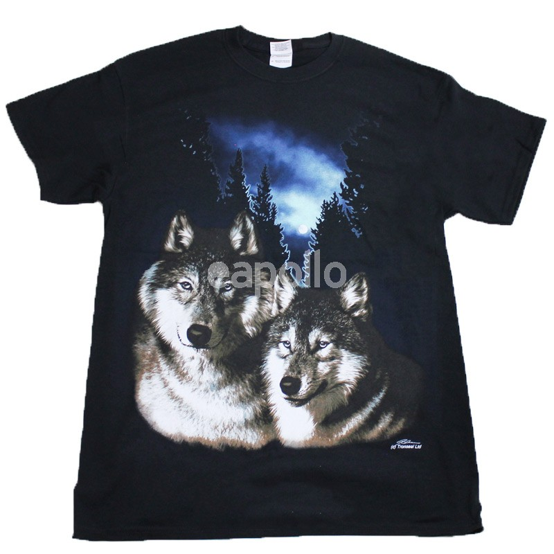 Twin Wolves T Shirt Uk Wholesaler Supplier And Cash Amp Carry