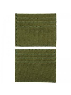 Wholesale Coloured Fabric Card Holder - (10x8cm)