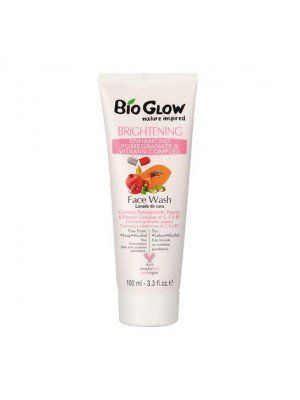 Wholesale Bio Glow Brightening Enhancing Pomegranate & Vitamin Complex - Face Wash