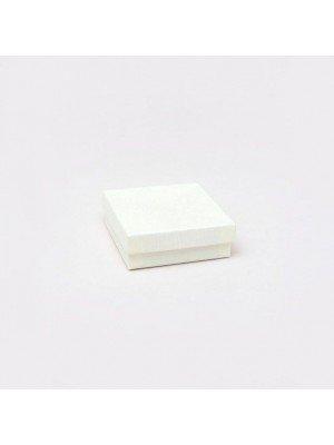 Cream Gift Box - 9x9x3cm